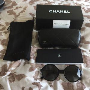 Chanel Polarized sunglasses